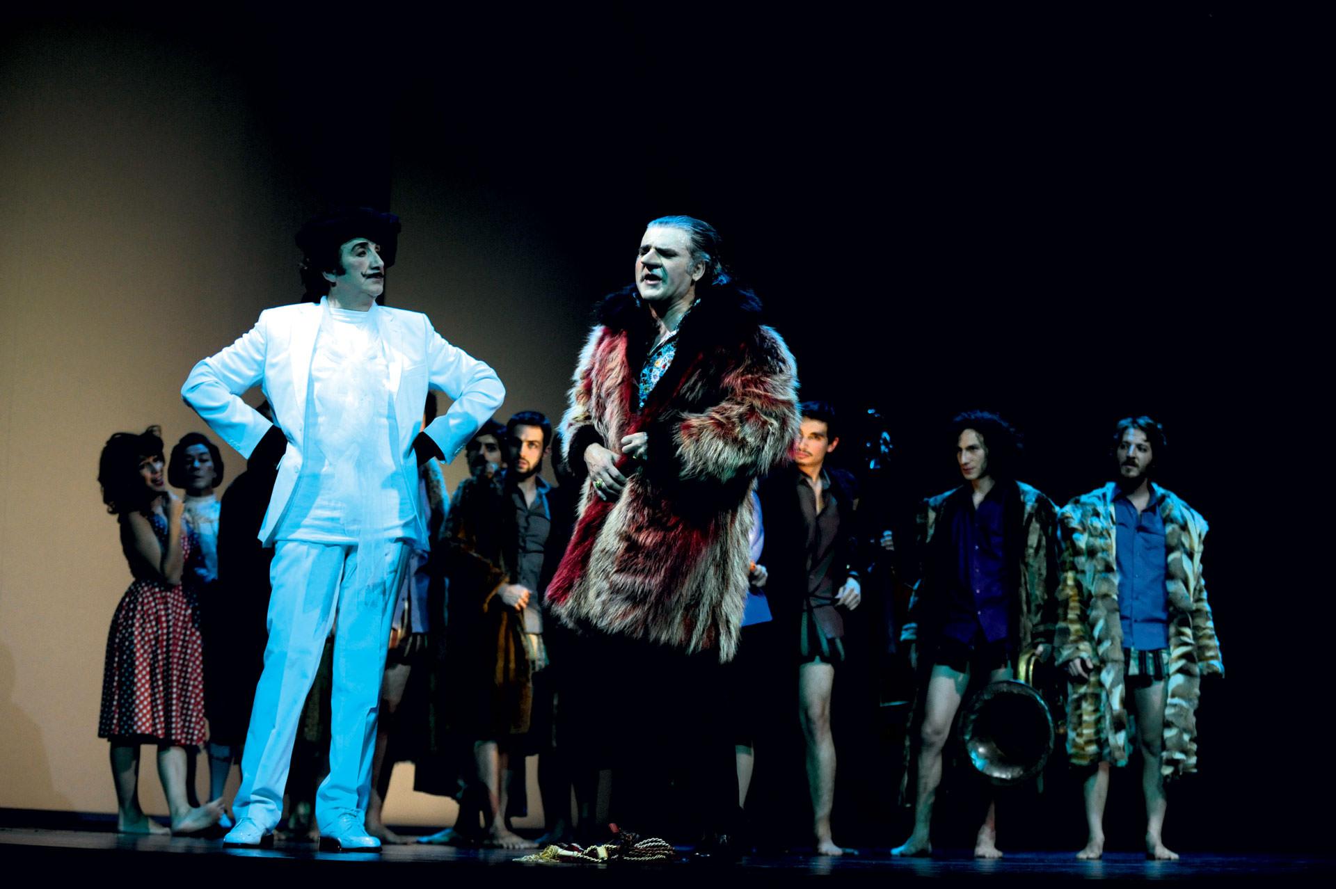 Cyrano de Bergerac 2010